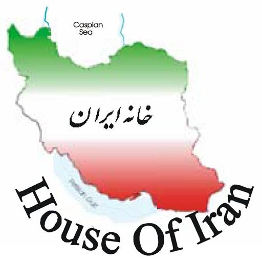 House of Iran Logo